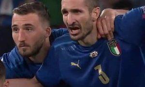 Bí mật tiếng hét của Chiellini