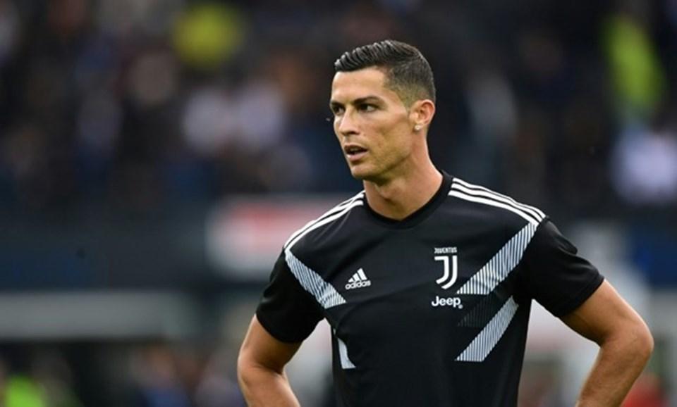 ยูเวนตุสของโรนัลโด้อยู่อันดับที่สี่ในเซเรียอาในฤดูกาล 2020-2021 โดยมีแต้มตามหลังแชมป์อินเตอร์ 13 แต้ม  รูปถ่าย: Goal