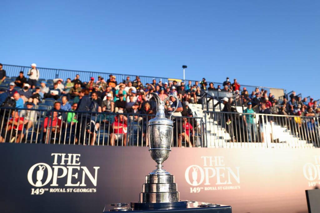 The Open là major lâu đời nhất trong hệ thống bốn major truyền thống của golf đỉnh cao thế giới. Ảnh: The Open