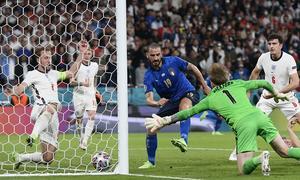 Juventus góp nhiều bàn nhất Euro 2021