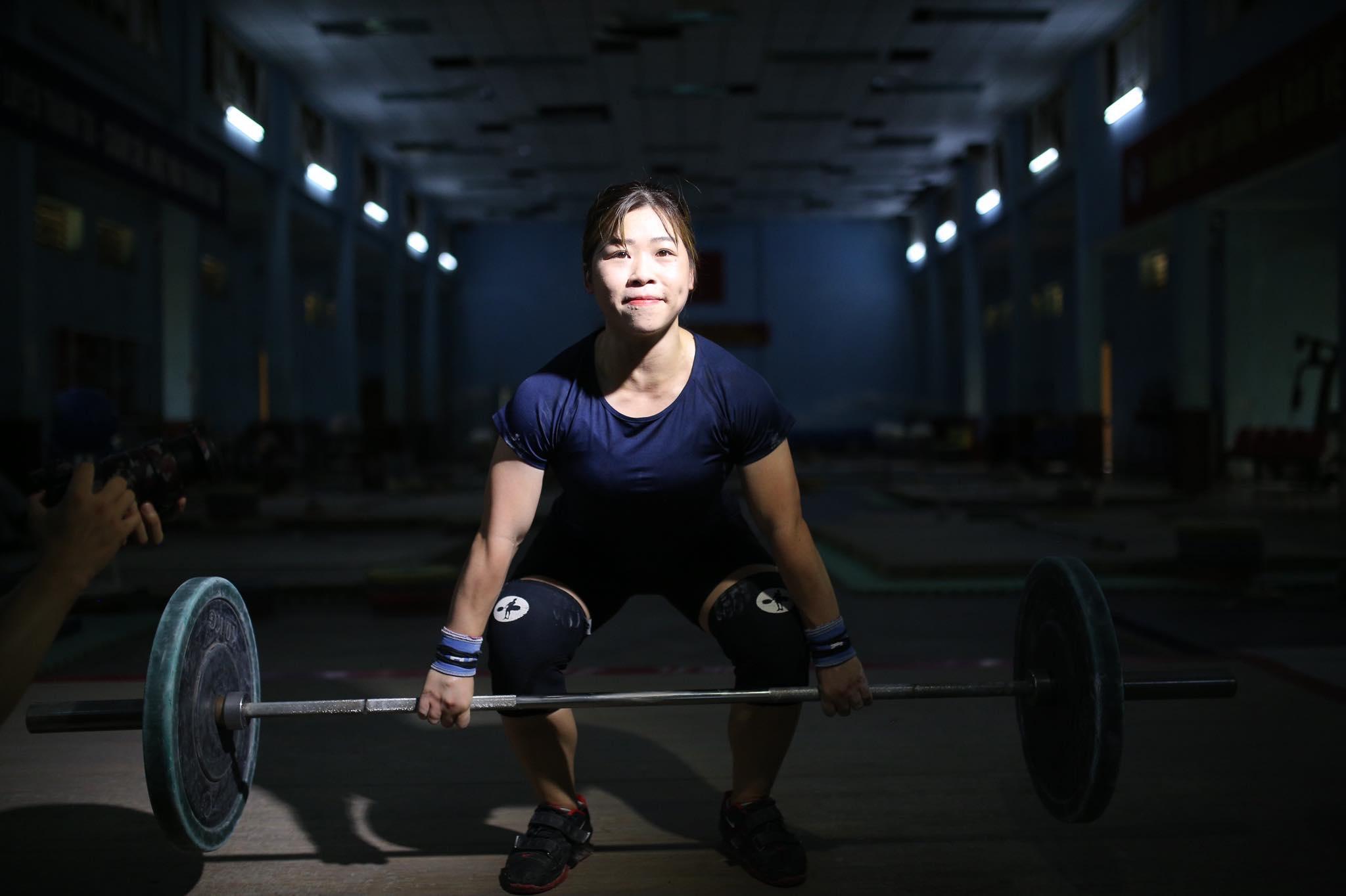 Hoàng Thị Duyên được xem là một trong những niềm hy vọng lớn nhất của Việt Nam ở Olympic Tokyo.