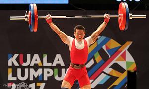 Thạch Kim Tuấn - biến kỳ vọng thành huy chương Olympic?