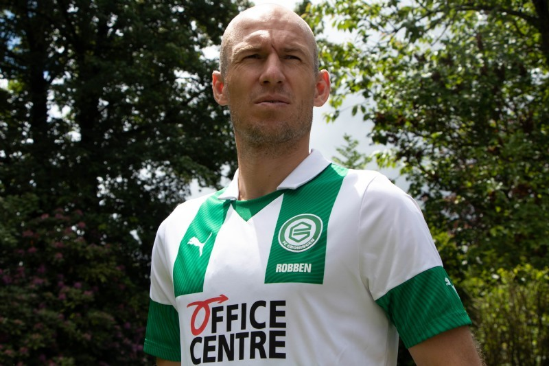 "Robben ต้องพักเจ็ดเดือนสำหรับฤดูกาล 2020-2021  ภาพถ่าย: ""FCG."