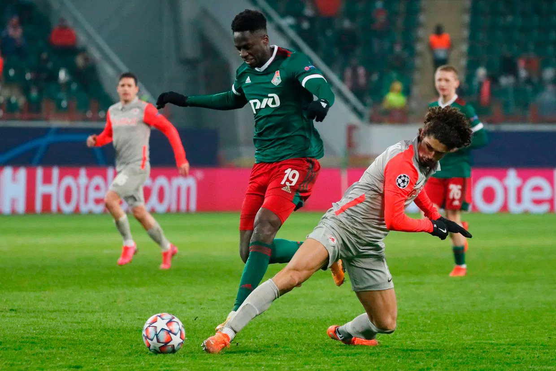 Lokomotiv Moscow thôi hợp đồng với Eder từ cuối mùa vừa qua, khiến tiền đạo này lâm vào cảnh thất nghiệp khi mới 33 tuổi. Ảnh: AFP
