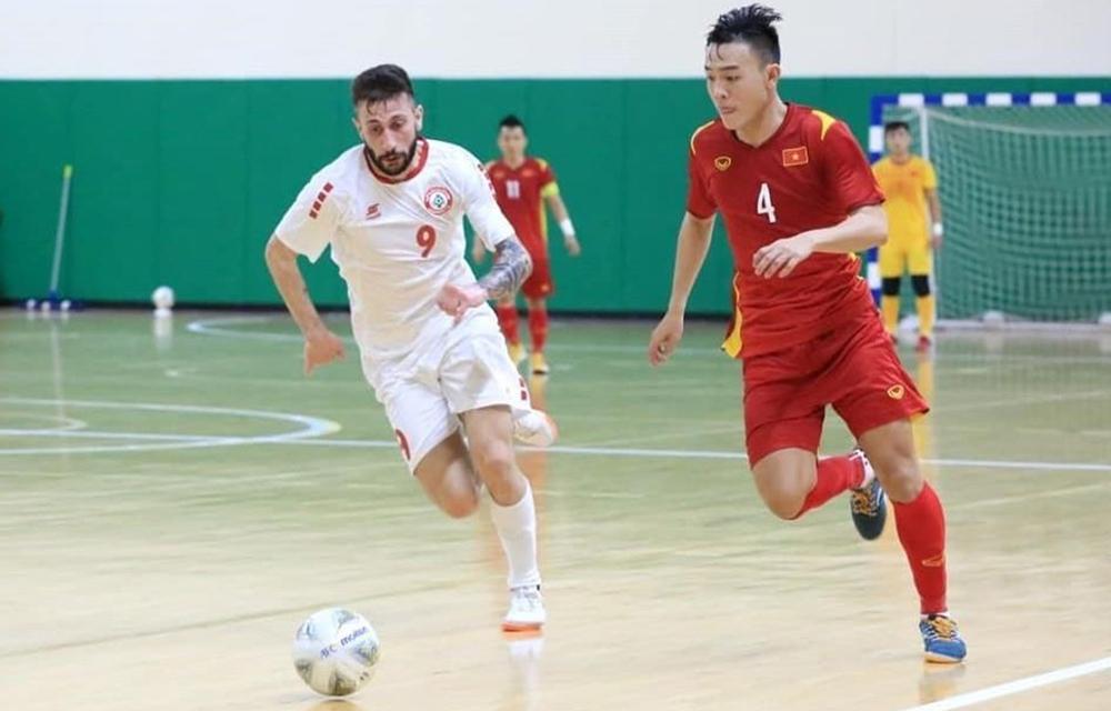 Vietnam bermain imbang dengan Lebanon 0-0 dan 1-1 dalam dua babak play-off, memenangkan tiket ke Piala Dunia berkat aturan gol tandang.