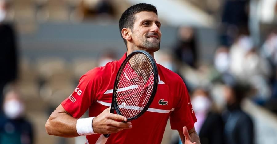 Djokovic từng đoạt HC đồng đơn nam Olympic 2008. Ảnh: Reuters