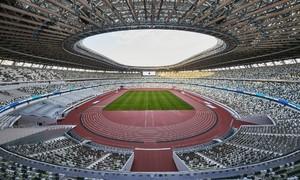 Bắt nghi phạm hiếp dâm trong sân Olympic
