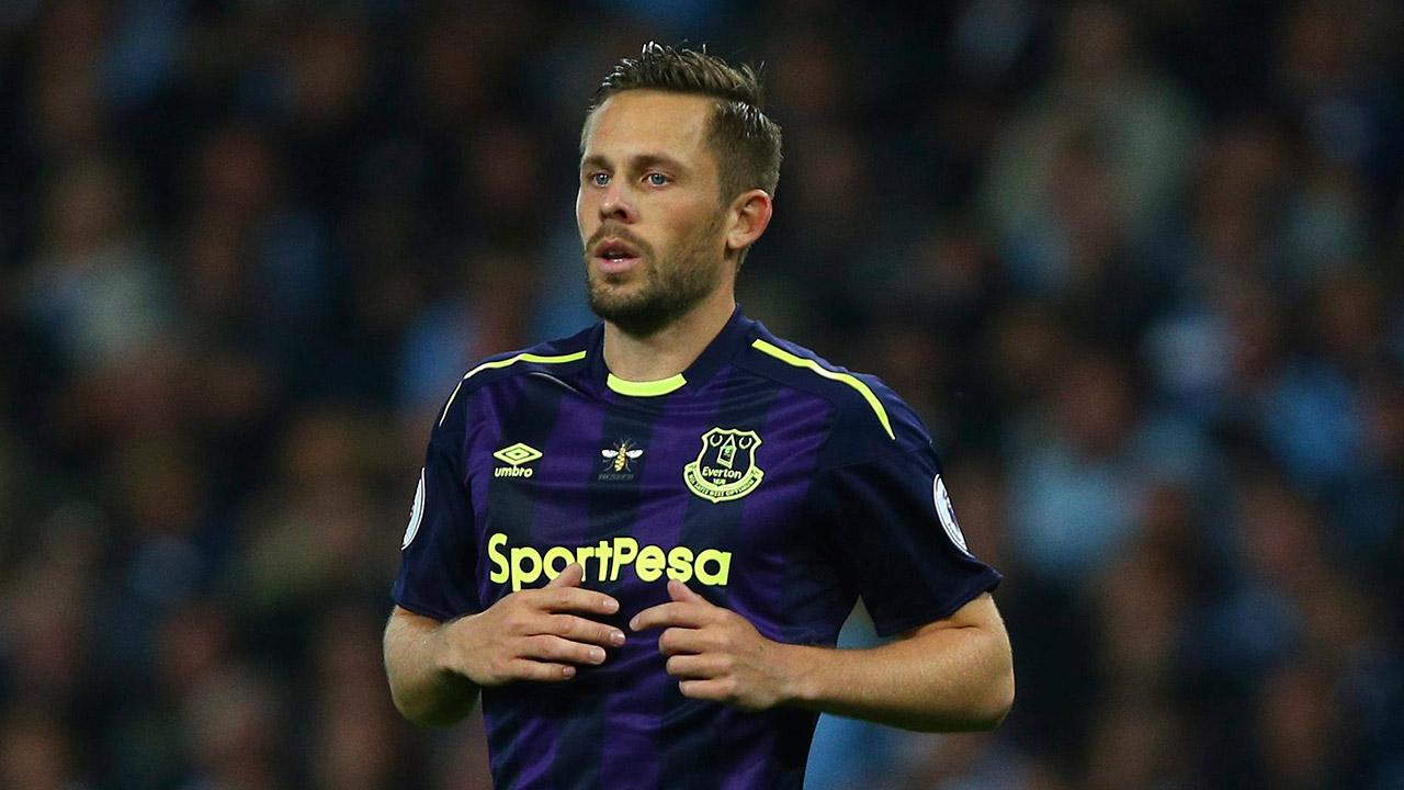 Sigurdsson adalah rekor kontrak termahal Everton, senilai $55 juta.  Foto: AP