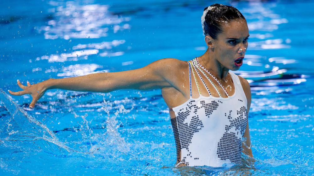 Carbonell từng giành hai huy chương Olympic cho Tây Ban Nha. Ảnh: Reuters.