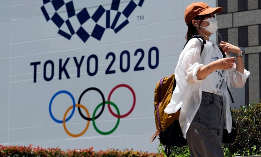 Olympic 2021 đang hoàn thành những bước chuẩn bị cuối cùng trước ngày khai màn. Ảnh: AP.