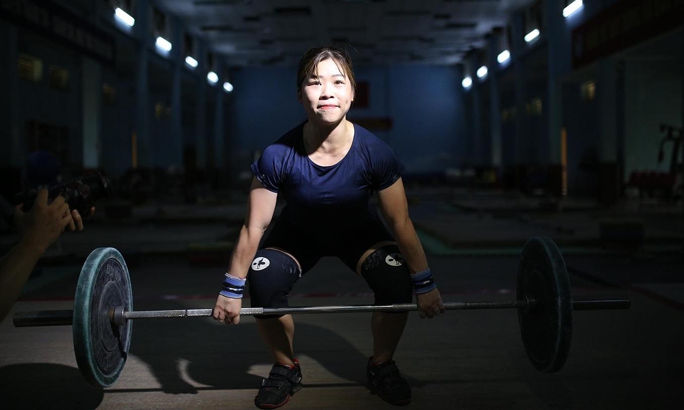 Đô cử 25 tuổi Hoàng Thị Duyên được dự đoán đoạt HC bạc cho Việt Nam ở Tokyo 2021.