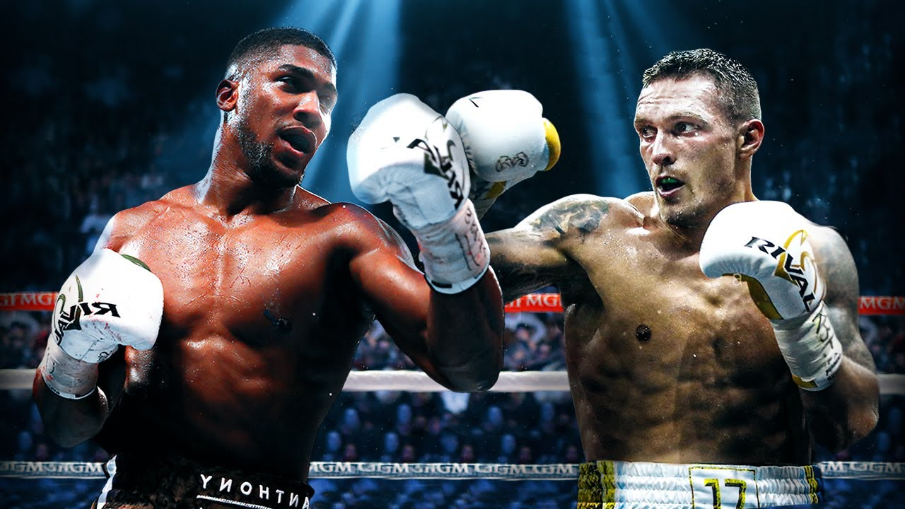 Joshua and Usyk is the most prestigious heavyweight boxing match in the world in 2021.