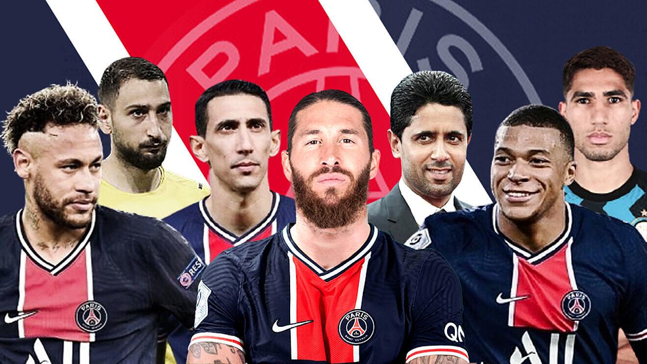 PSG mùa tới sẽ trình làng đội ngũ hùng hậu bậc nhất châu Âu nhờ chiến dịch tuyển mộ rầm rộ hè này. Ảnh: Marca