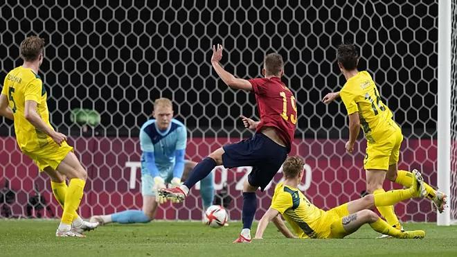 Tây Ban Nha thiếu tiền đạo hiệu quả để biến cơ hội thành bàn thắng.