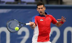 Djokovic gặp Nishikori ở tứ kết Olympic