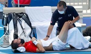 Medvedev sợ chết ở Olympic vì nóng