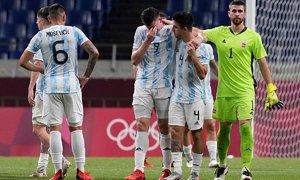 Tây Ban Nha tiễn Argentina khỏi Olympic