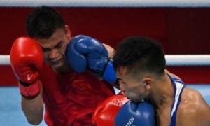 Văn Đương thua số ba thế giới ở Olympic