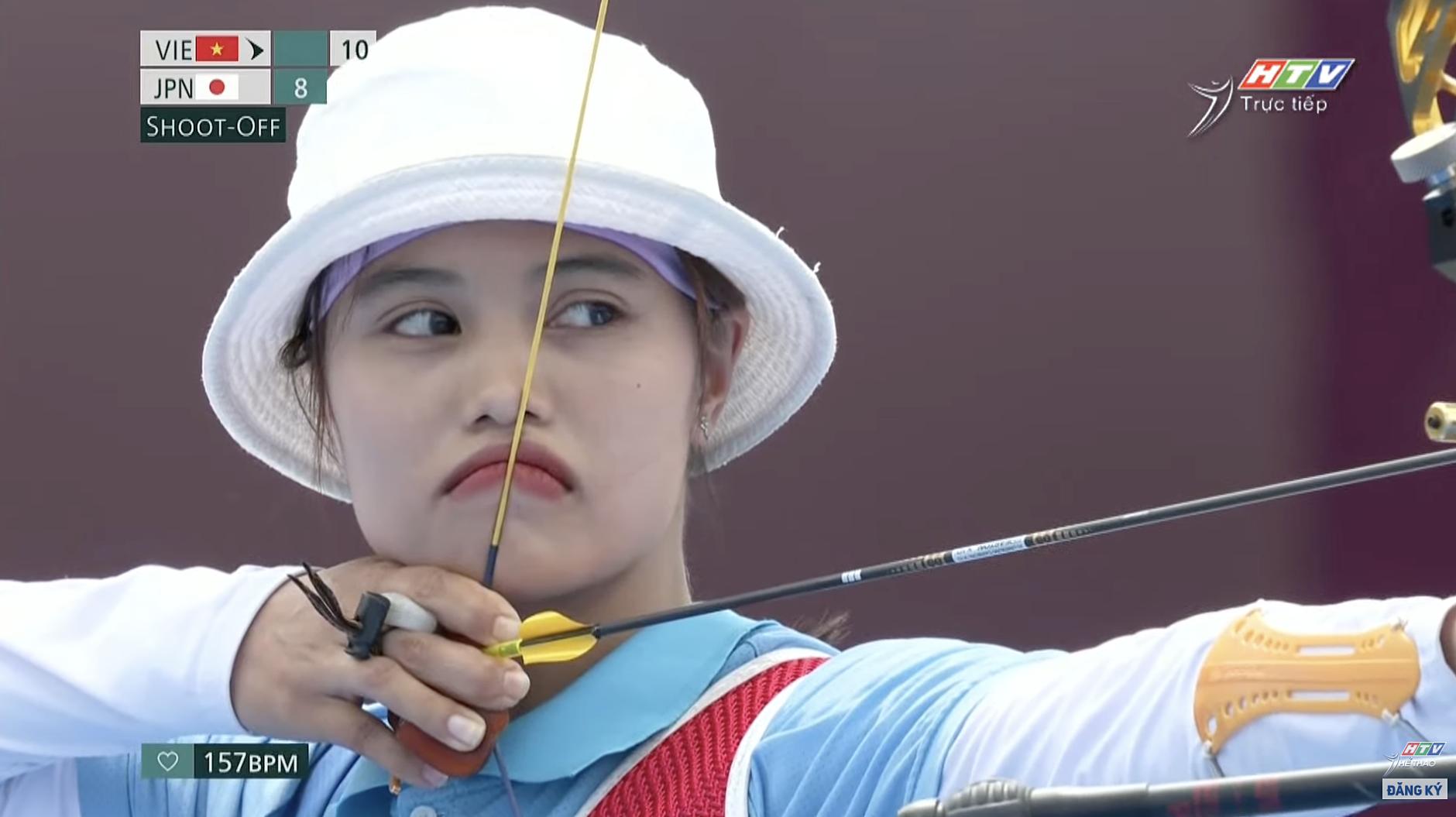 Vì sao Olympic đo được nhịp tim của Ánh Nguyệt?