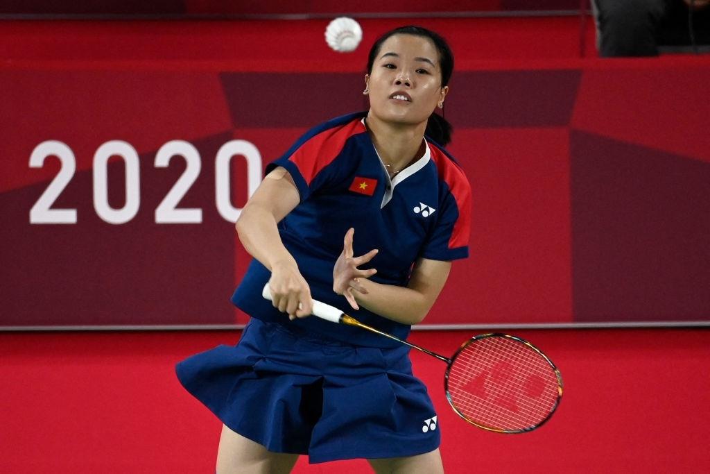 Thuỳ Linh là VĐV duy nhất của Việt Nam thắng hai trận ở Olympic 2020, nhưng cô vẫn bị loại.
