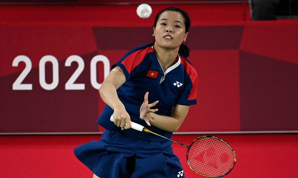 Thuỳ Linh thắng hai đối thủ xếp cao hơn trên bảng thứ bậc BWF, nhưng vẫn bị loại.