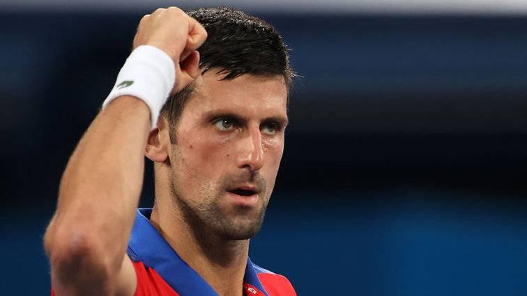 Djokovic thẳng tiến tới bán kết Olympic mà chưa thua set nào. Ảnh: Olympic