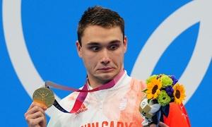 Kình ngư Hungary tức giận dù phá kỷ lục của Phelps