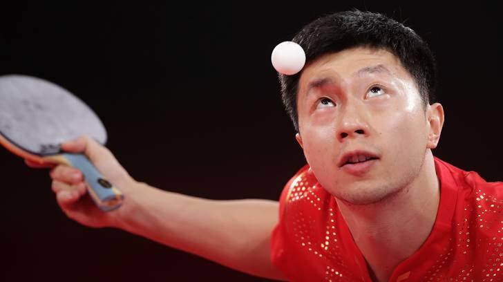 Mã Long đứng trước cơ hội bảo vệ ngôi vô địch đơn nam Olympic. Ảnh: Reuters
