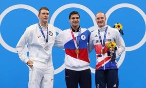 Kình ngư Mỹ bóng gió đối thủ Nga dùng doping
