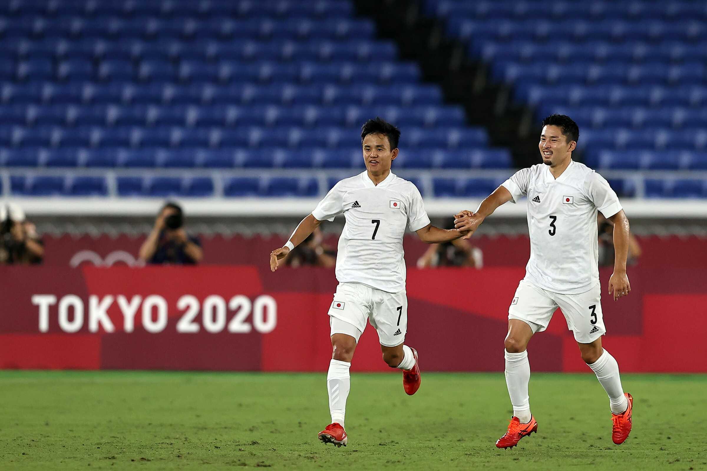 Kubo เป็นดาราฟุตบอลที่ฉลาดที่สุดในกีฬาโอลิมปิกปี 2020 ภาพ: IOC