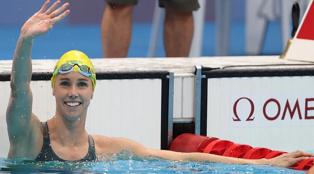 Emma McKeon giành bảy huy chương trong đó có bốn vàng tại Olympic Tokyo. Ảnh: AFP