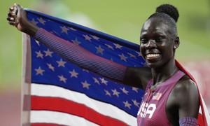 Mỹ giành HC vàng 800m nữ Olympic sau hơn 50 năm