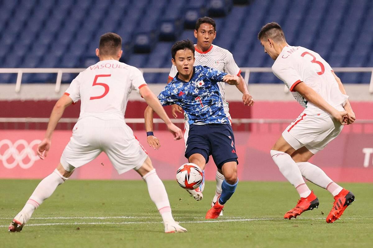 Kubo ยังคงเป็นความหวังที่ยิ่งใหญ่ที่สุดของทีม U23 ของญี่ปุ่น  ภาพ: นพ.