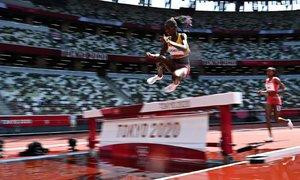Chân chạy 22 tuổi giành HC vàng lịch sử cho Uganda