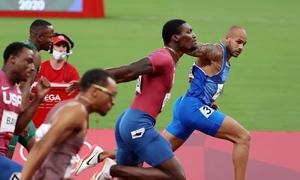 Người Italy nổi giận vì Jacobs bị nghi dùng doping