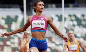 VĐV Mỹ 21 tuổi phá kỷ lục thế giới 400m rào nữ