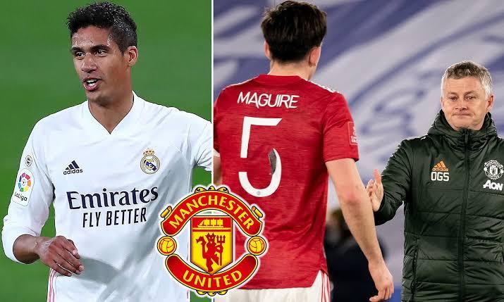 การปรากฏตัวของ Varane สัญญาว่าจะช่วย Man Utd ให้แน่นยิ่งขึ้นในด้านหลัง
