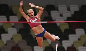 Mỹ giành HC vàng nhảy sào nữ Olympic sau 9 năm