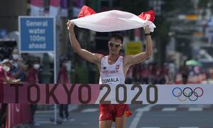 VĐV Ba Lan đoạt HC vàng đi bộ 50km nam cuối cùng ở Olympic