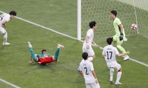 Nhật Bản vuột HC đồng bóng đá nam Olympic
