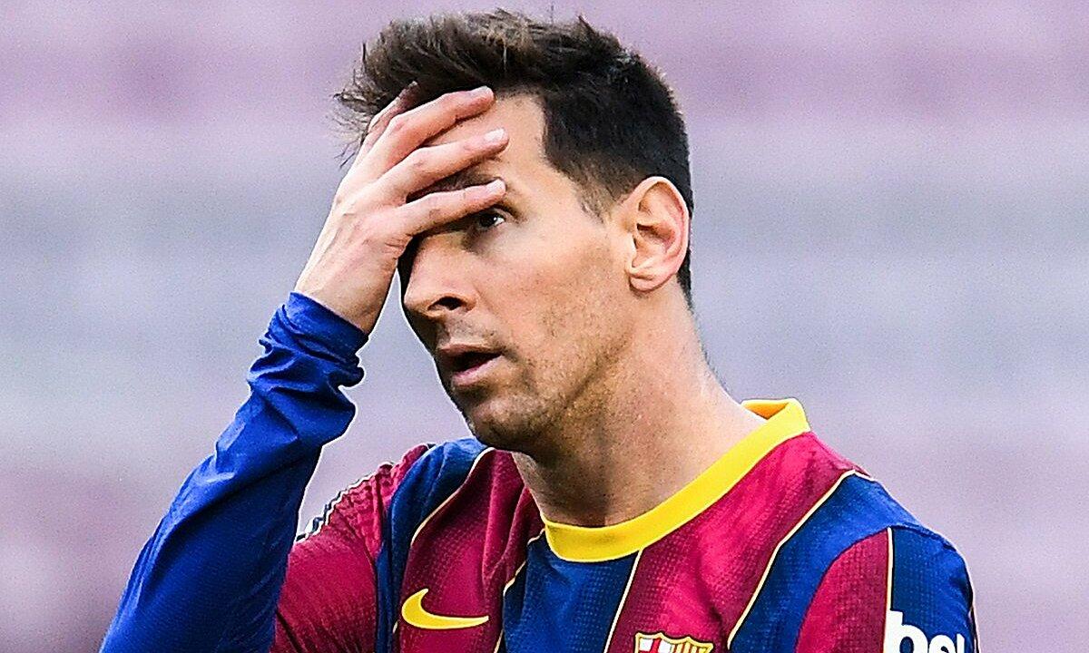 Messi ออกจาก Barca หลังจาก 20 ปีกับเขา