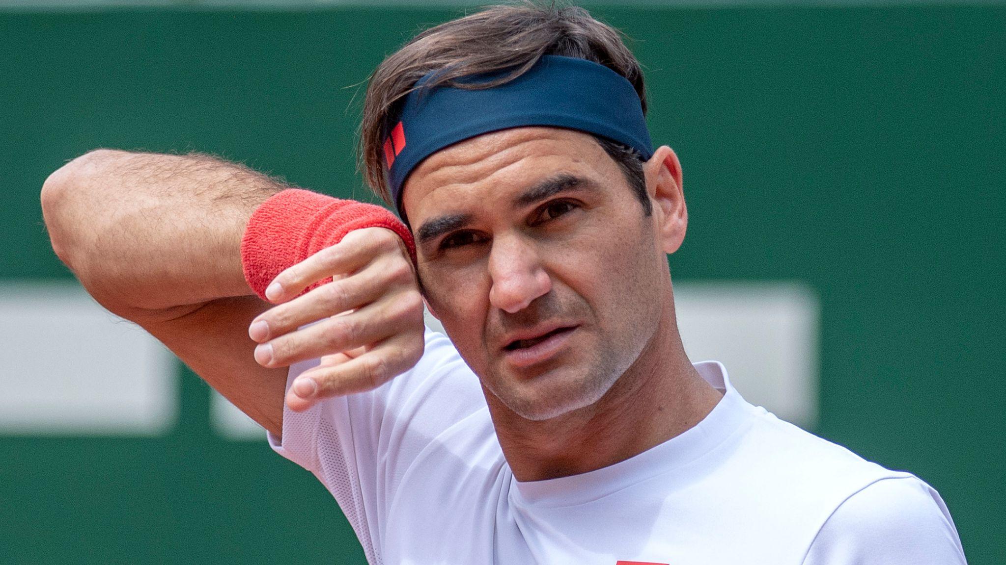 Federer mới chơi 13 trận trong năm nay. Anh sẽ tròn 40 tuổi vào 8/8. Ảnh: ATP