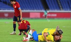 Brazil giành HC vàng bóng đá nam Olympic