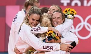Mỹ qua mặt Trung Quốc trên bảng tổng sắp Olympic 2020