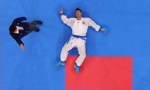 Võ sĩ giành HC vàng Olympic dù bị đá bất tỉnh