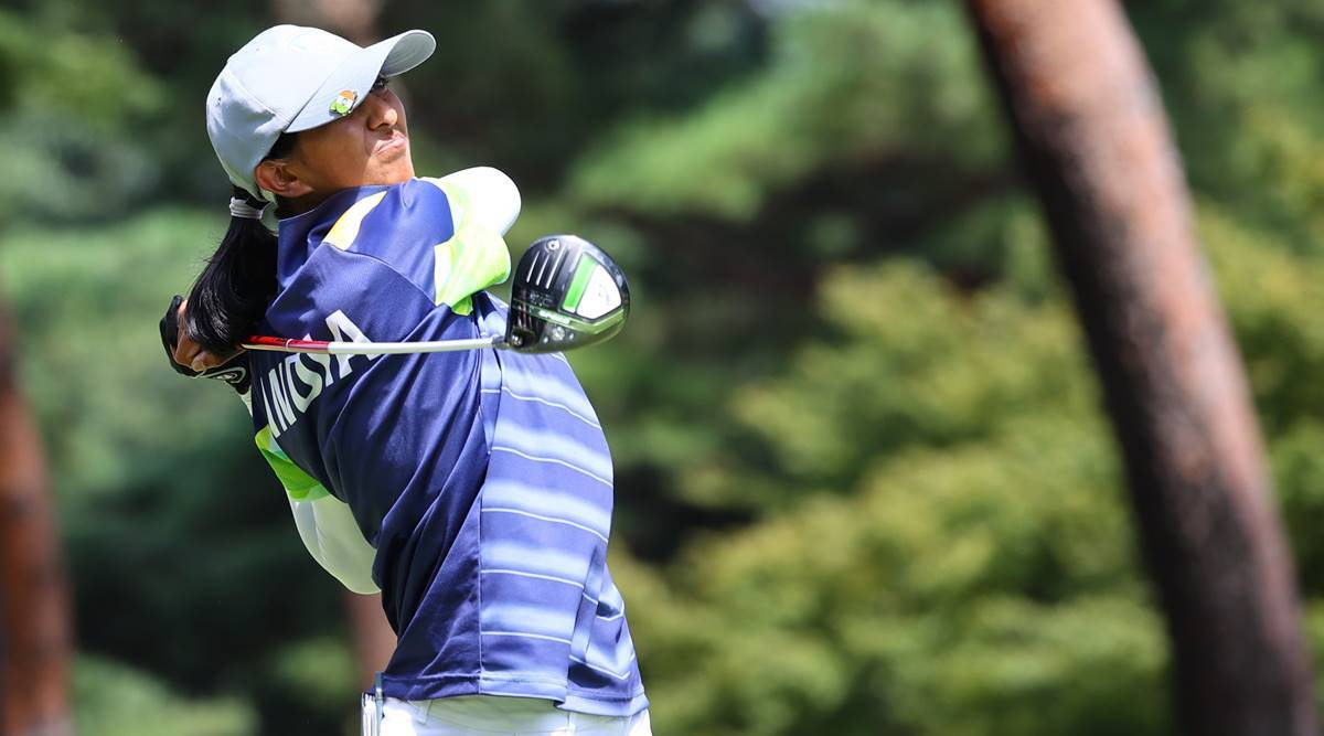 Ashok được chờ đợi sẽ tạo nên cảm hứng lớn, thu hút thêm người Ấn Độ tập luyện và chơi golf. Ảnh: Reuters