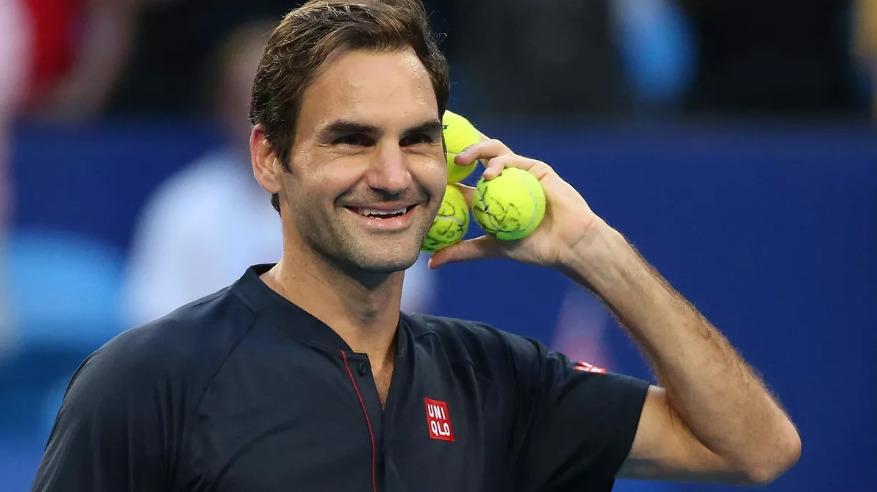 Federer chỉ chơi 13 trận từ đầu năm 2021 và không vào bán kết giải nào. Ảnh: ATP