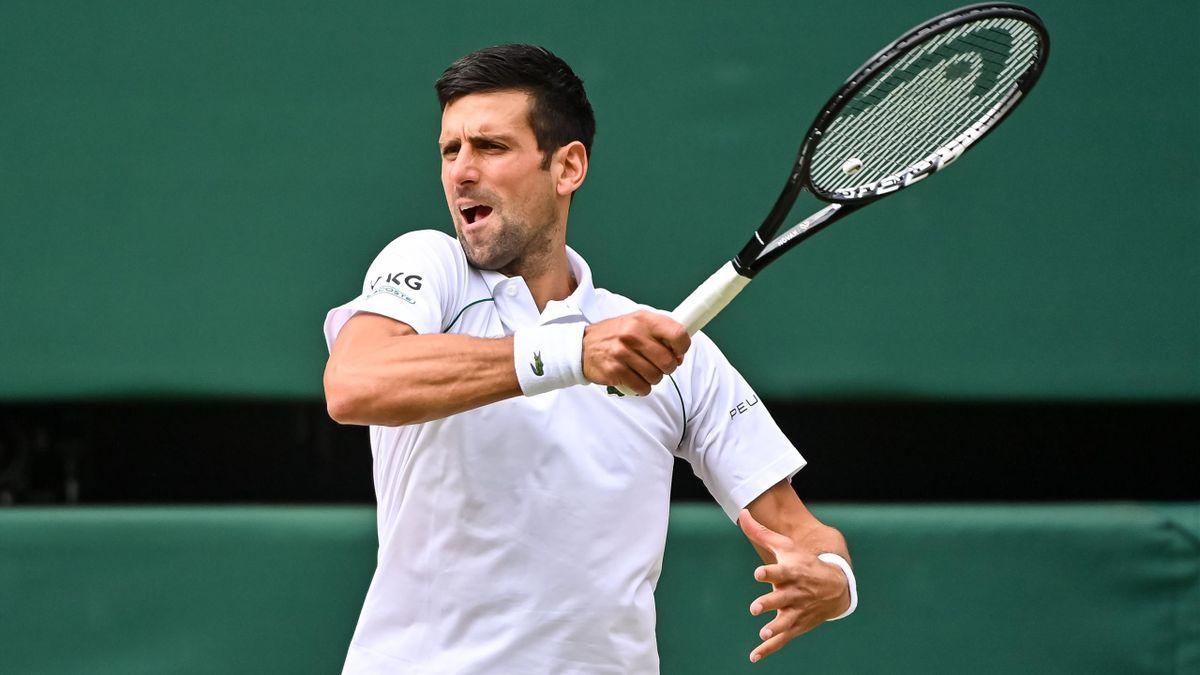 Djokovic nghỉ một tháng để hồi phục, trước khi dự Mỹ Mở rộng. Ảnh: ATP