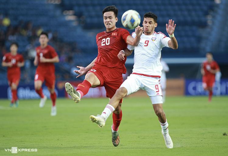 เวียดนามเป็นรองแชมป์เอเชีย U23 ในปี 2018 แต่ตกรอบแบ่งกลุ่มในปี 2020 ภาพ: ลำเฒ่า