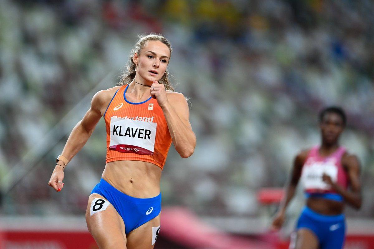 Ngoài theo đuổi điền kinh, Klaver còn học Đại học Khoa học ứng dụng tại Arnhem, Hà Lan. Ảnh: Olympic